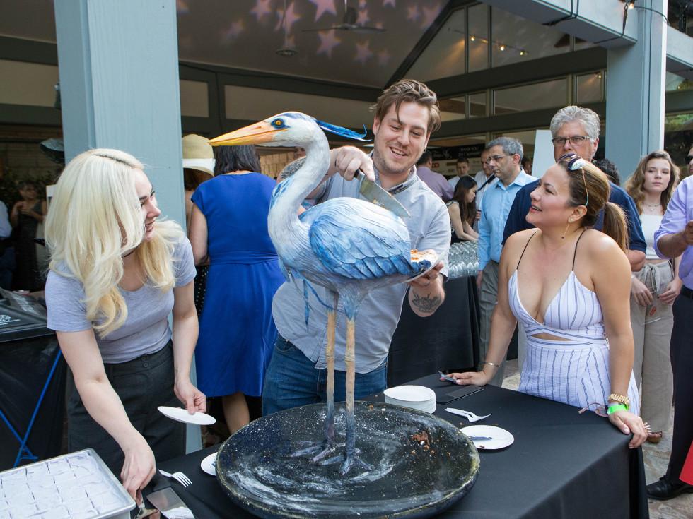 Umlauf Garden Party 2017 Sideserf Cakes