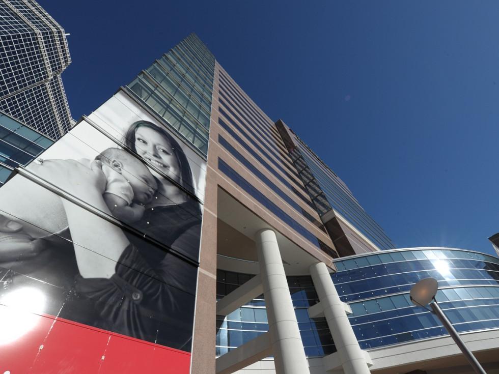 News_Texas Children's Hospital Pavilion for Women_exterior_March 2012