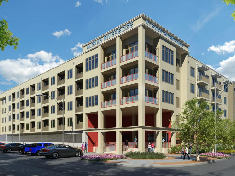 Alexan Riveredge Design District apartments