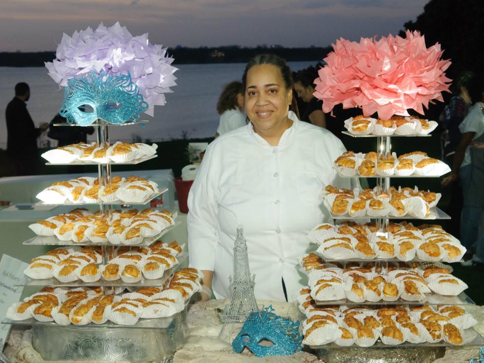 Chef Samantha Rush of Rush Patisserie