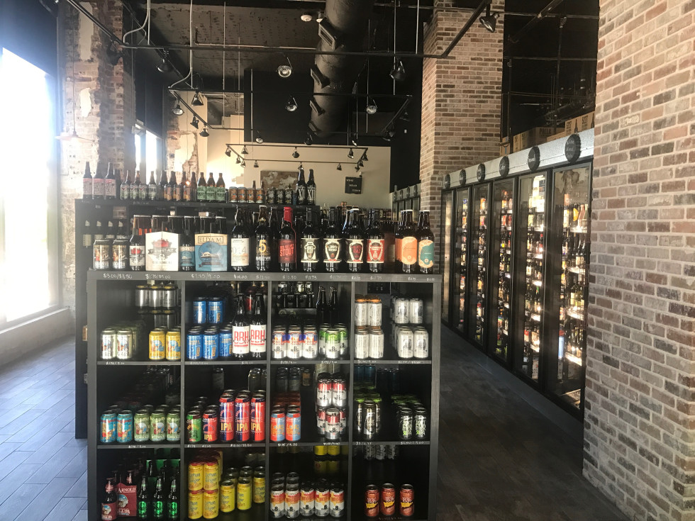 Craft Beer Cellar selection