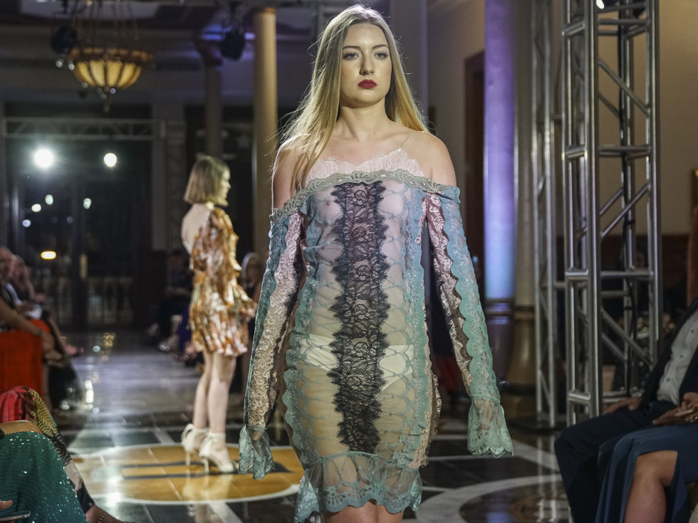 Fashion X Austin Moda X Mexico Fashion Show Olmos & Flores