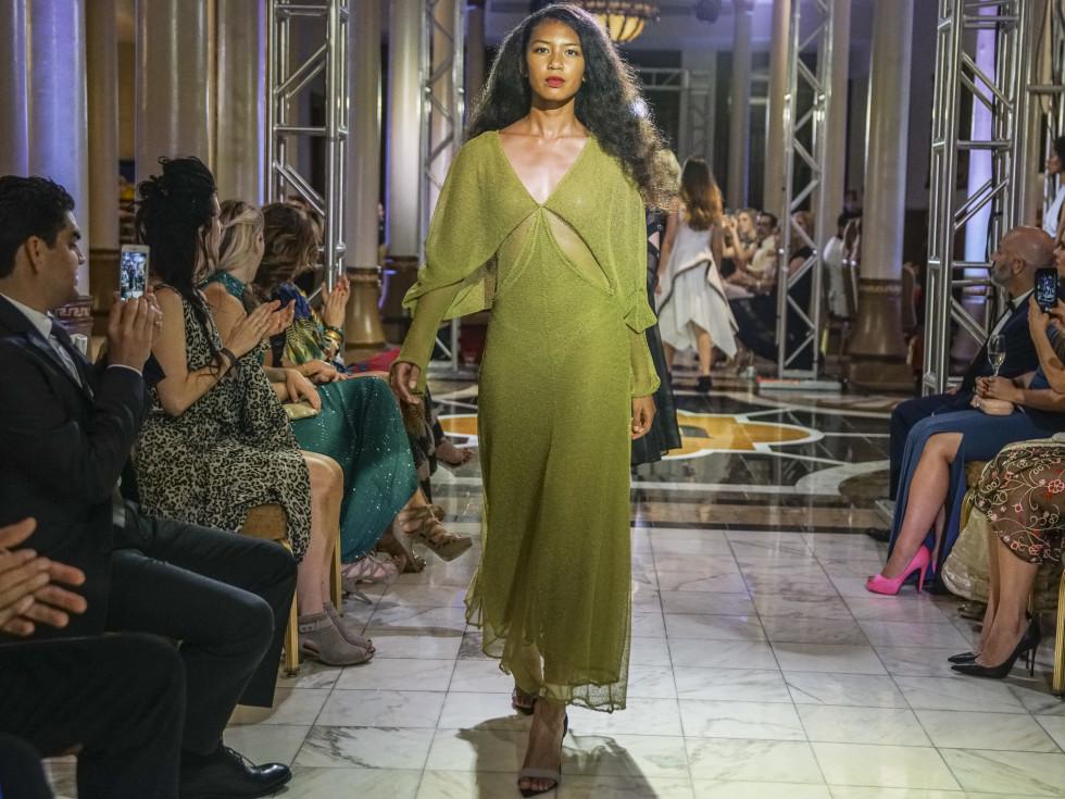 Fashion X Austin Moda X Mexico Fashion Show Abel Lopez