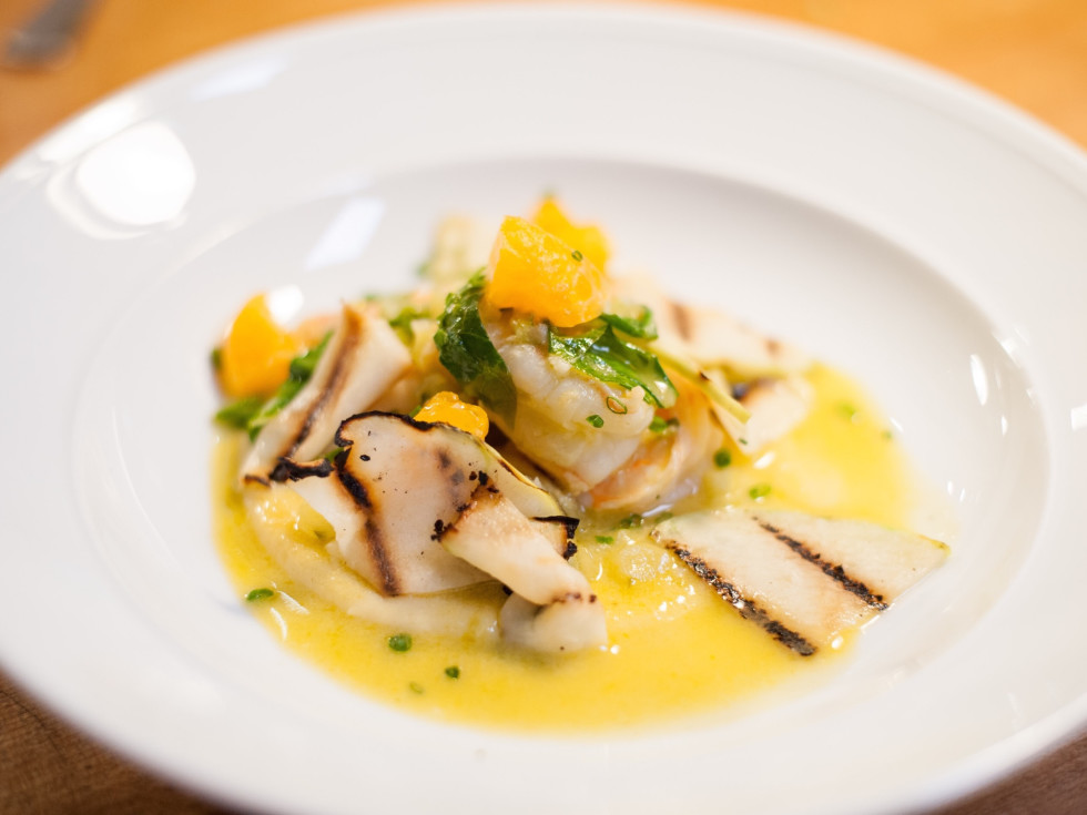Salty Supper Steve Satterfield shrimp