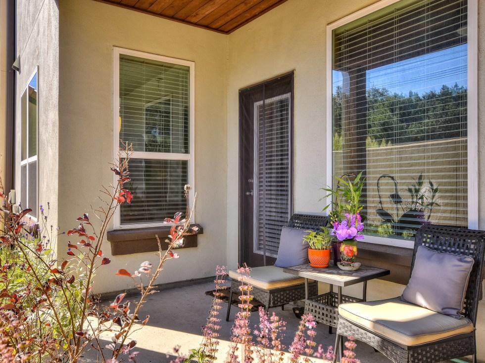 12312 Terraza Austin townhouse for sale patio