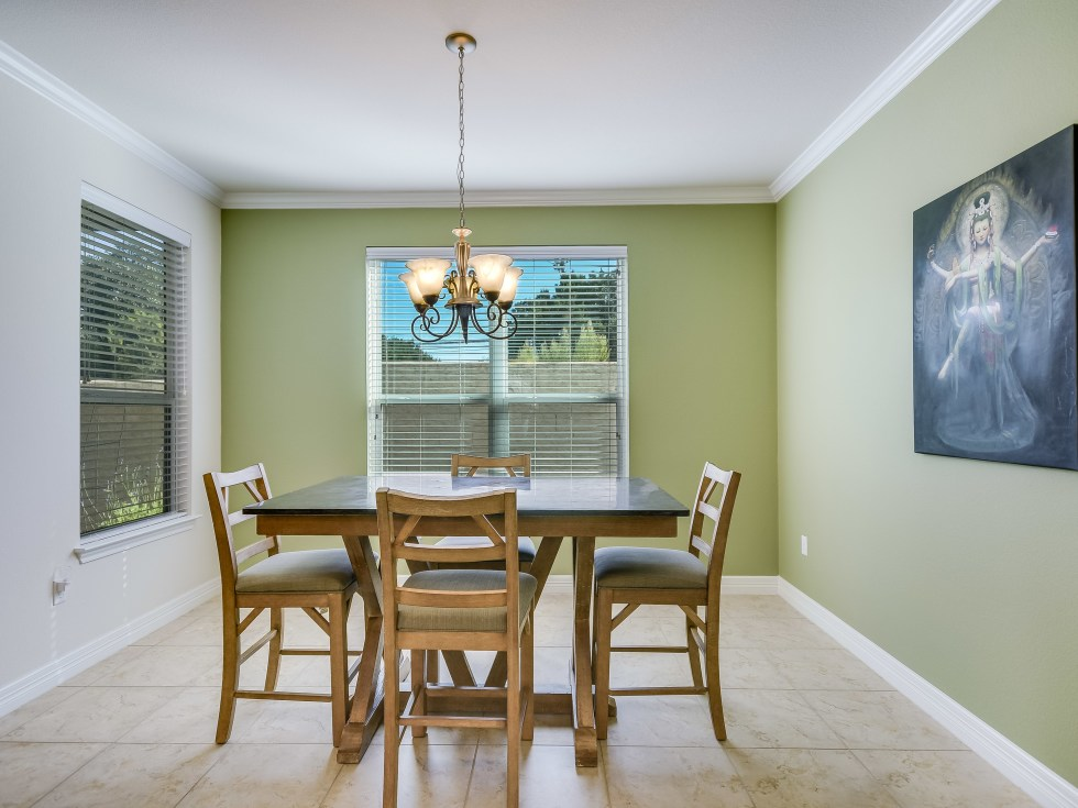 12312 Terraza Austin townhouse for sale dining room