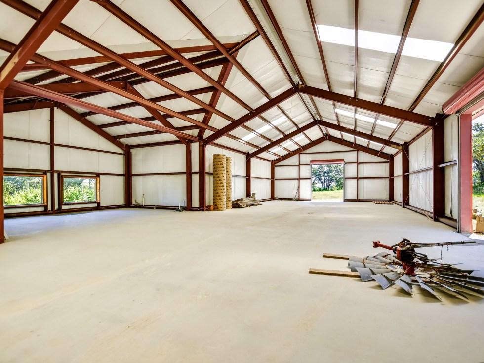 201 Greystone Ranch Bertram house for sale barn