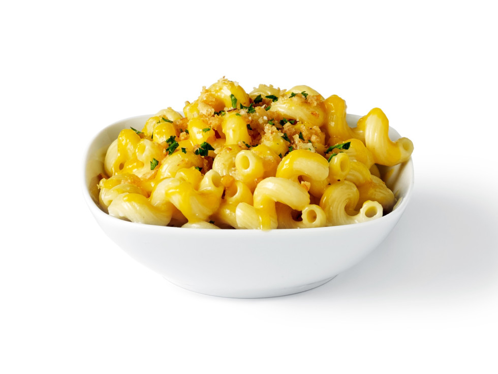 The Melt mac and cheese