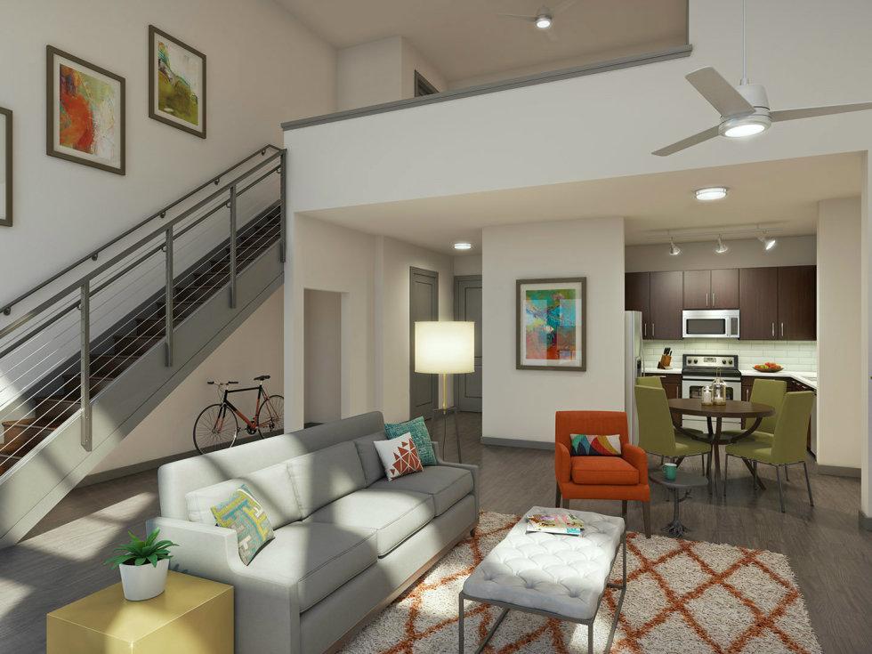 Crest at Oak Park apartment