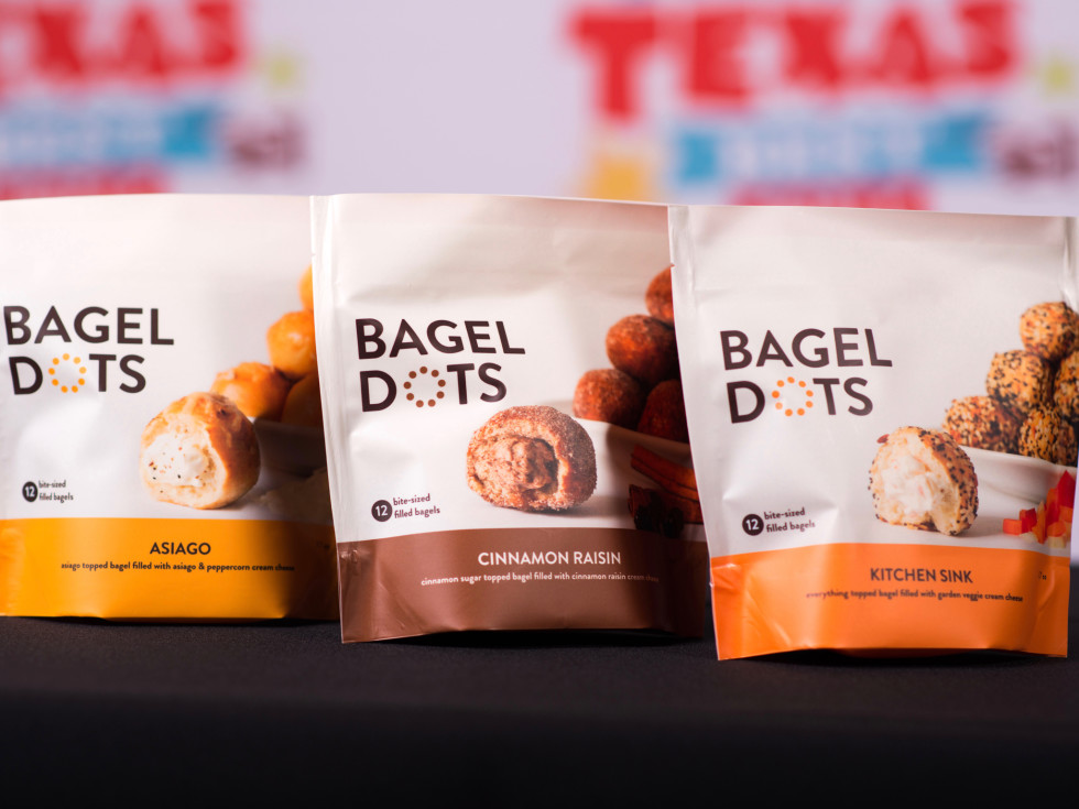 H-E-B Texas Best Bagel Dots