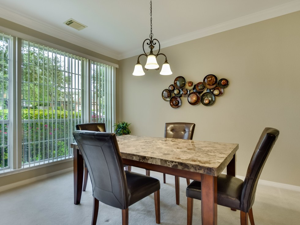 9013 Sautelle Austin house for sale dining room