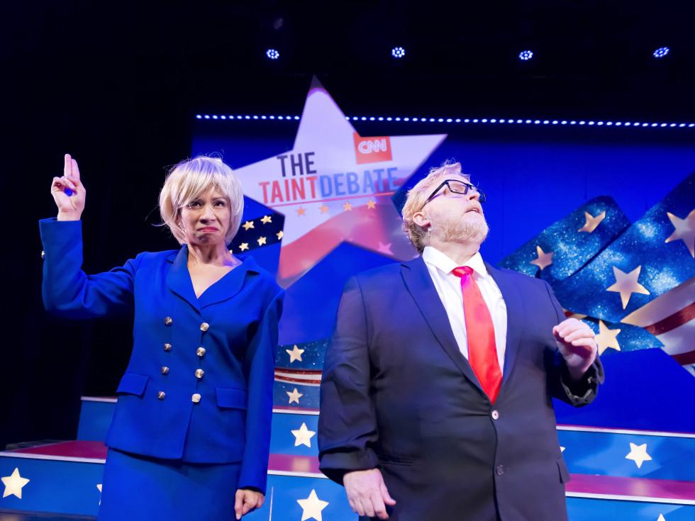 Catastrophic Theatre's Tamarie for President