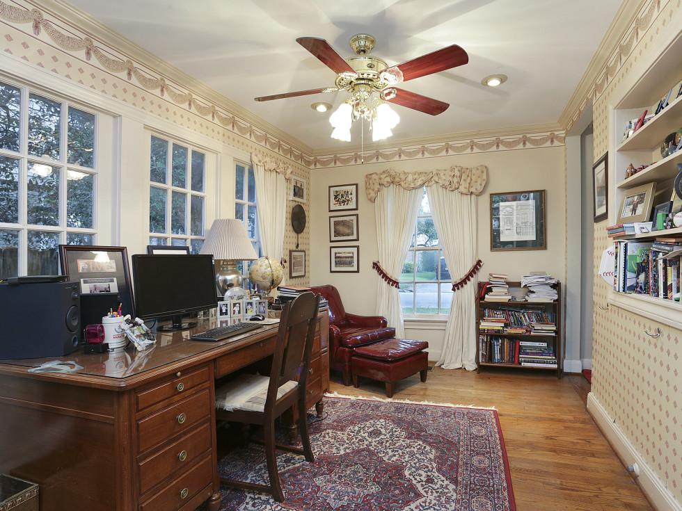 2424 Locke Lane in Houston house for sale study