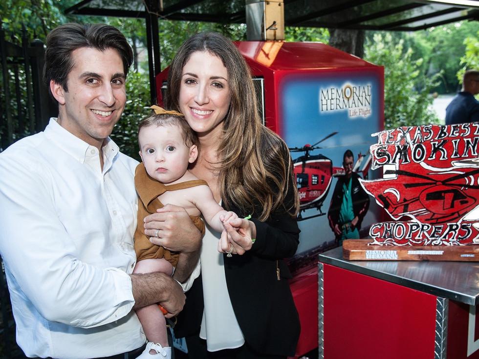 Heroes in Health BBQ, 6/16 Jay Zeidman, Ayelet Zeidman, Anat Zeidman