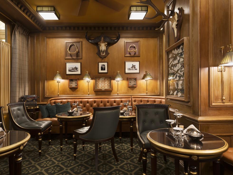 Ritz Paris, June 2016, Bar Hemingway