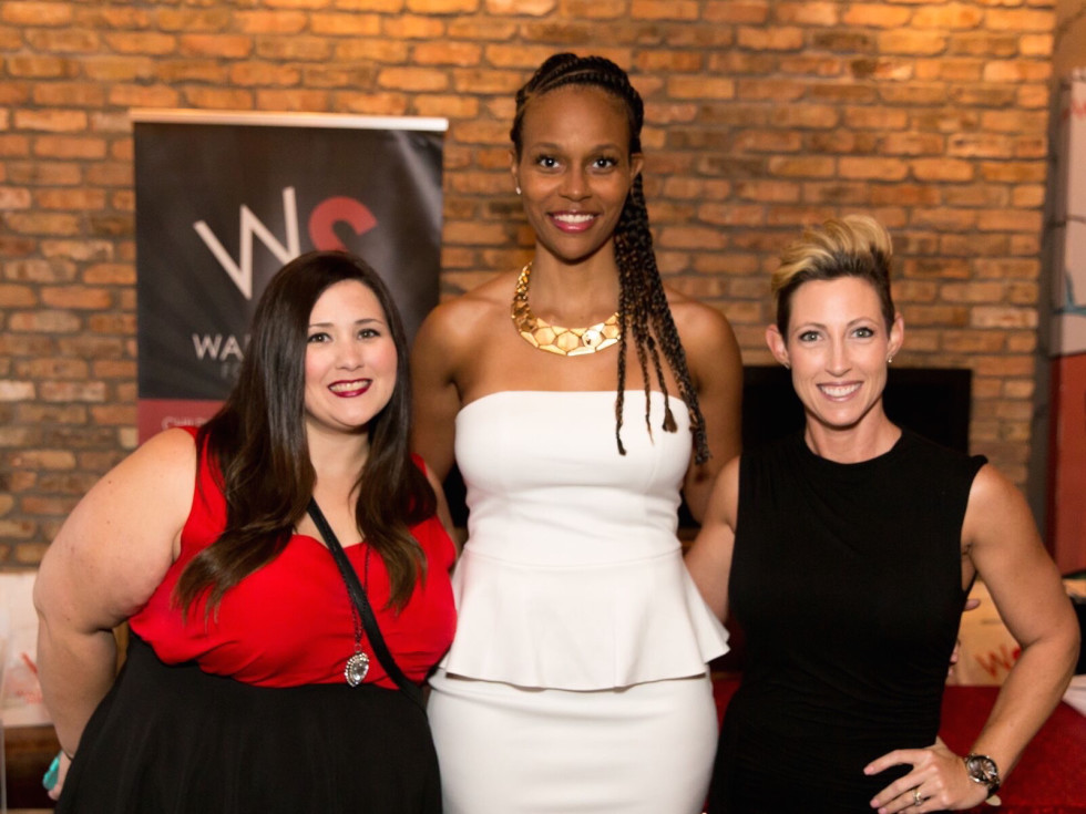 Wade Smith book launch, June 2014,  Hollie Fulsom, Rita Smith, Cindy Canas