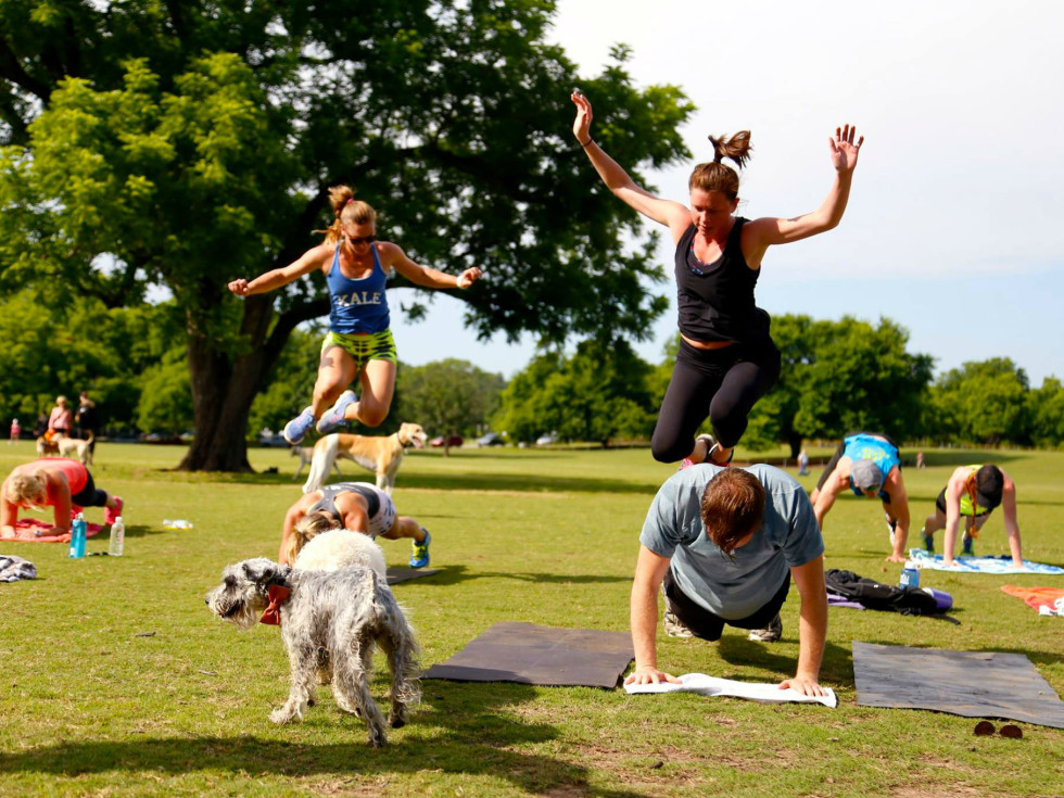 Stronghorn Fitness Austin Boot Camp