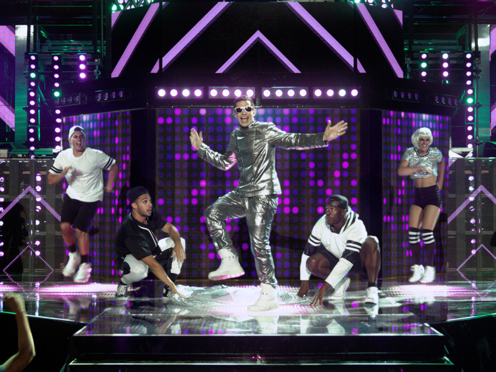 Andy Samberg in Popstar: Never Stop Never Stopping