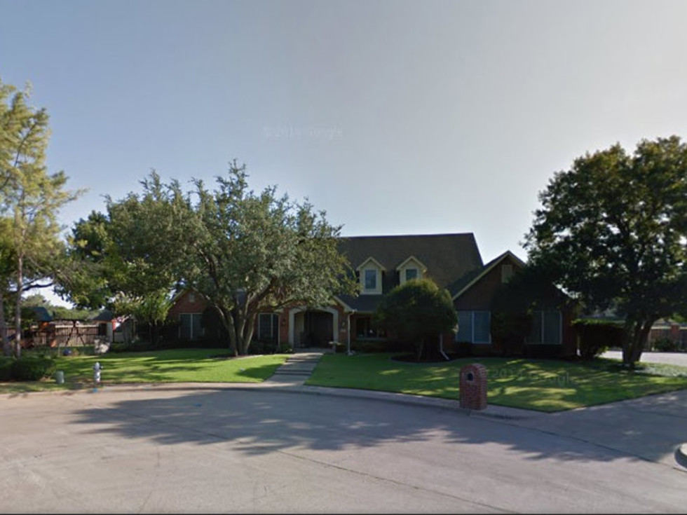 Dallas County Tax Assessor John Ames' home