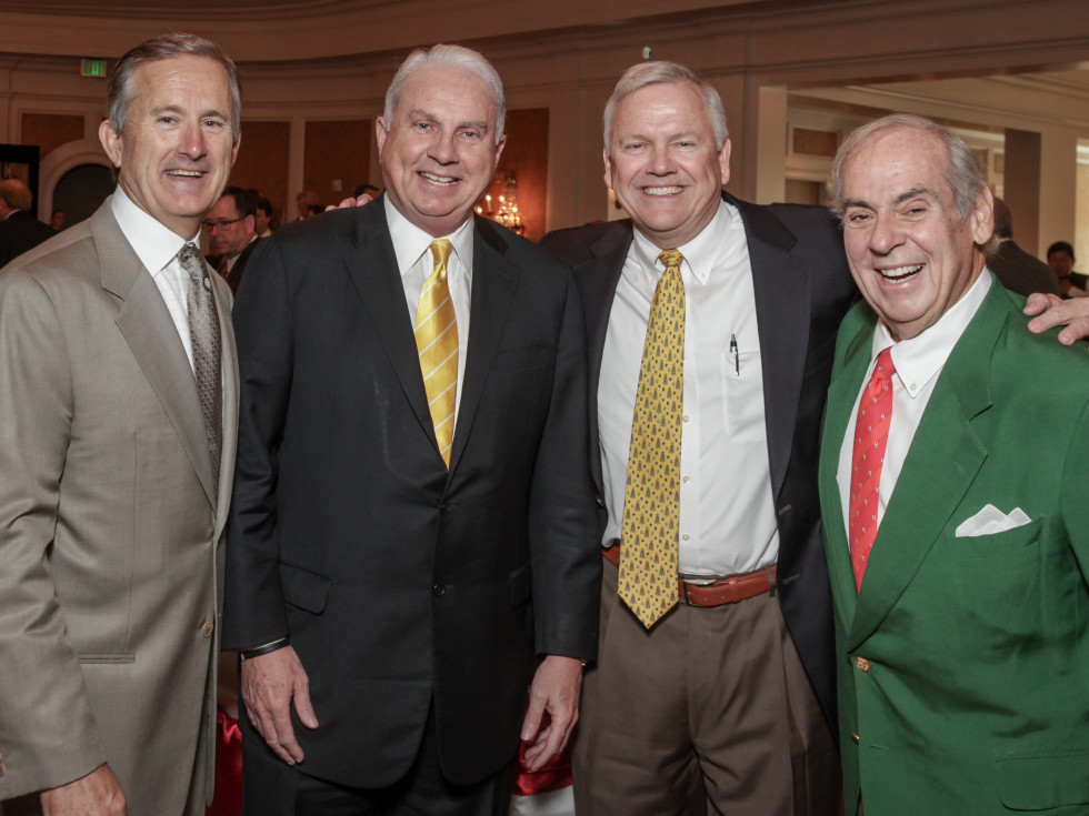 Men of Distinction, Tony Gracely, Mark Wallace, John Havens, John Daugherty