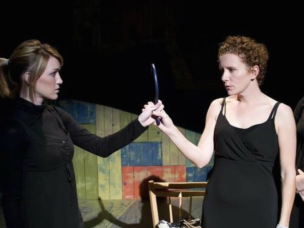 Jack and Jill at Second Thought Theatre
