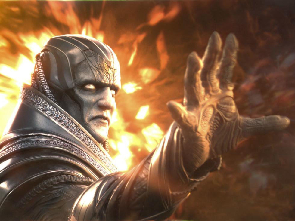 Oscar Isaac in X-Men: Apocalypse