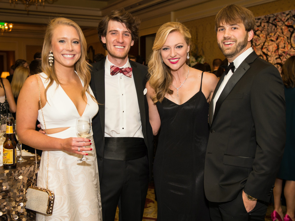 Holly Hilliard, Tucker Travis, Colleen Rogers, Mike Rogers