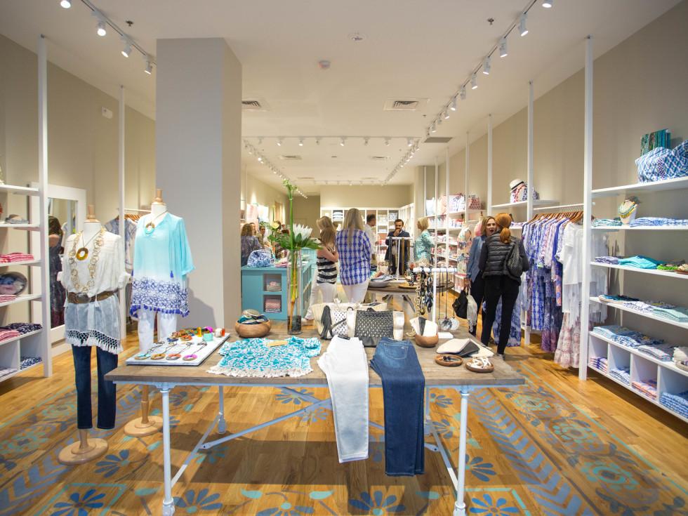Roberta Roller Rabbit store interior
