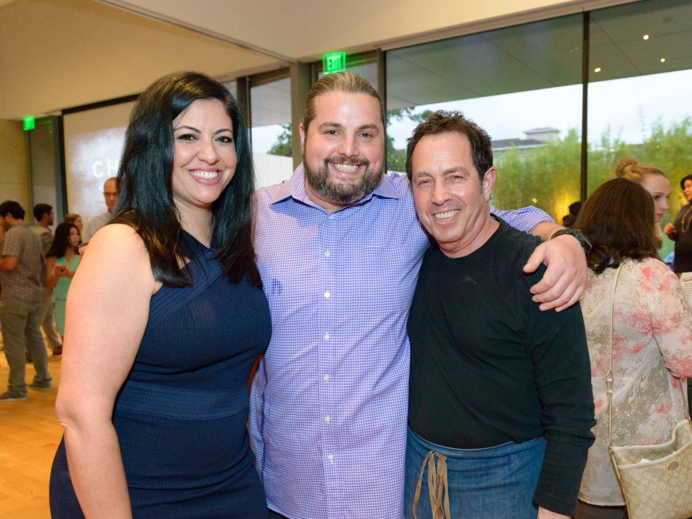 Tastemakers Houston 5/16 Suzy Pittman, Justin Turner, Richard Kaplan