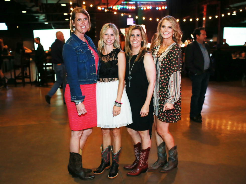 Heather Bryan, Melissa Cary, Missy Phipps, Holly Reed