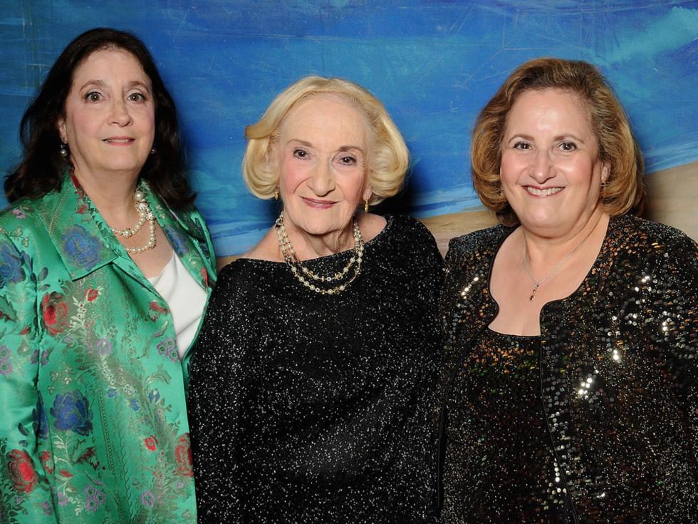 Symphony Ball 5/16, Betsy Garlington, Sybil Roos, Cathey Cook