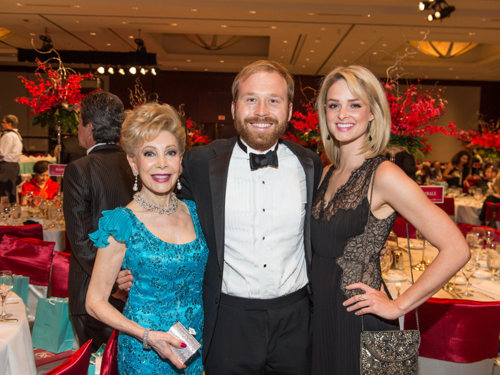 Houston, Virtuosi of Houston, May 2016, Margaret Alkek Williams, Pierce Bush, Sarah Beth Milton