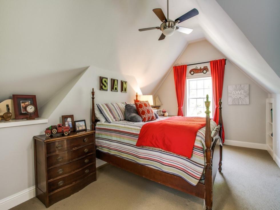 6932 Santa Monica Drive Dallas house for sale bedroom