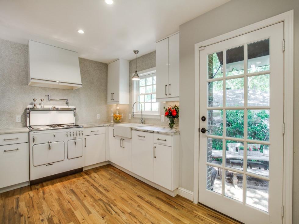 6932 Santa Monica Drive Dallas house for sale kitchen