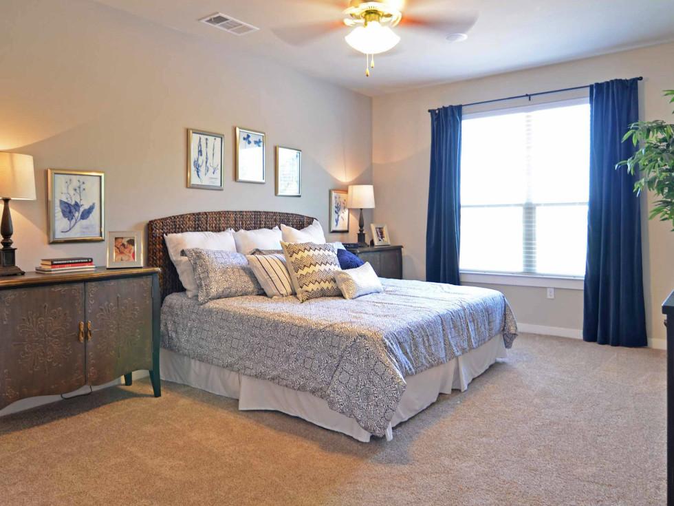 Bedroom at Enclave on Cooper Lane in Austin