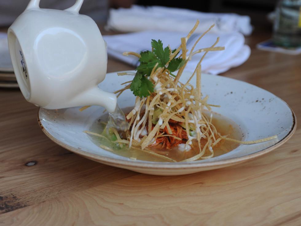 State Fare tortilla soup