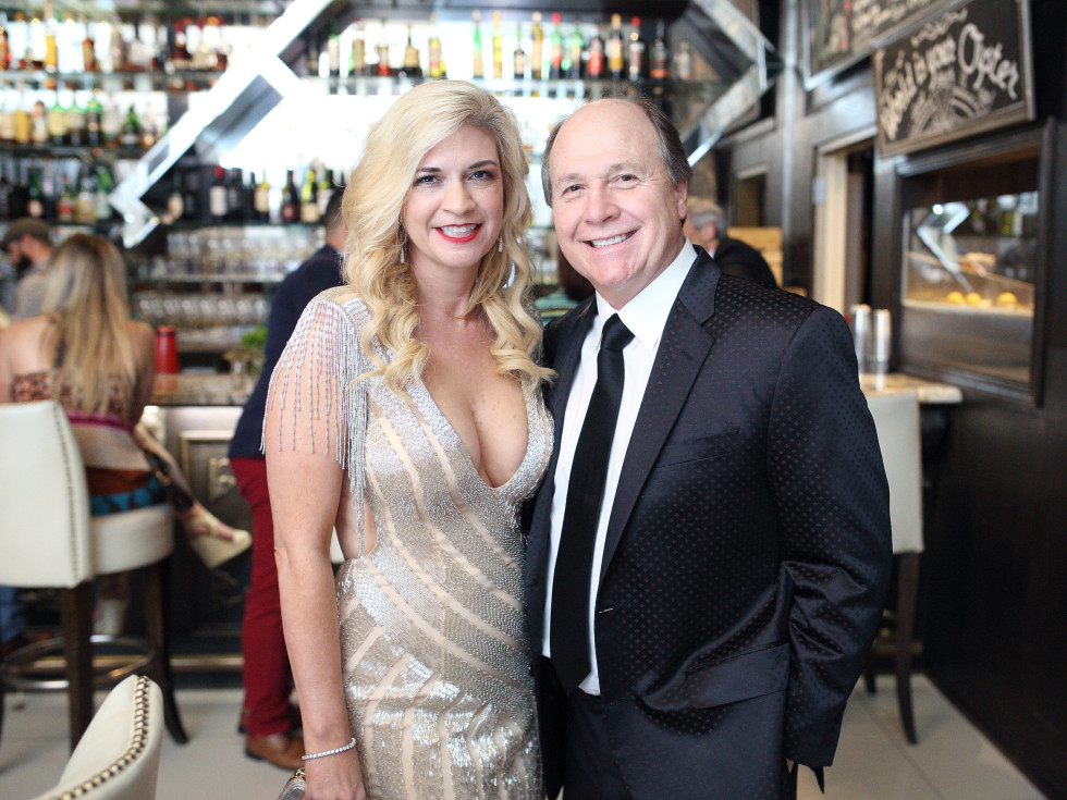 Dine Out for Life 4/16 Prohibition, Tammie Johnson, Dr. Andy Johnson
