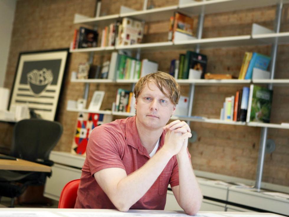 Dallas restaurateur Tristan Simon