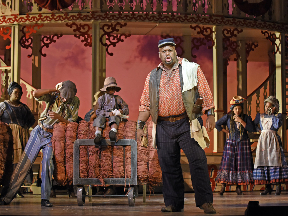 Show Boat at Dallas Opera