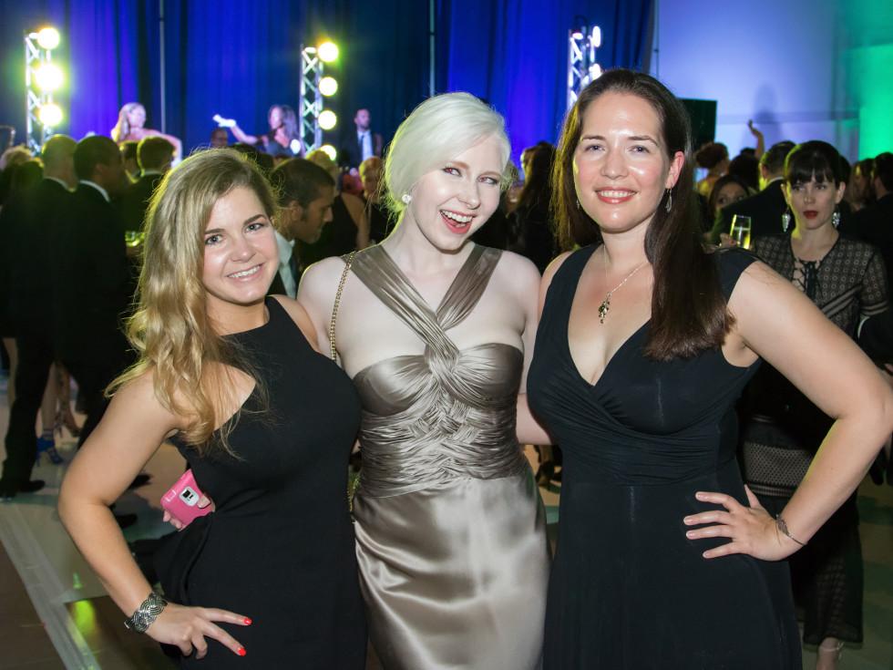 Amy Weissman, Jenny Wheat, Katie Keith