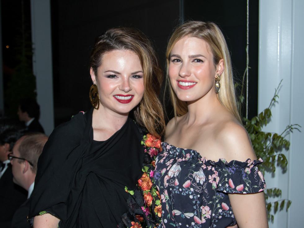 Allison Mitchell, Julia Sands