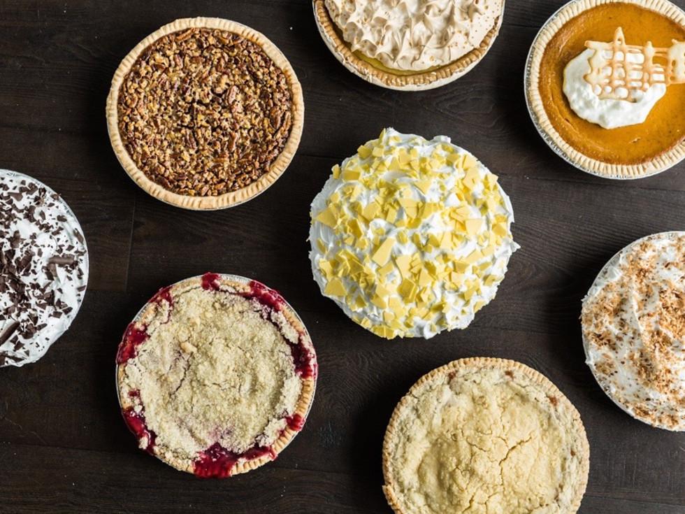Petite Sweets pies