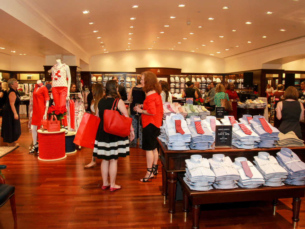 Shop With Heart Card, 4/16 Brooks Brothers