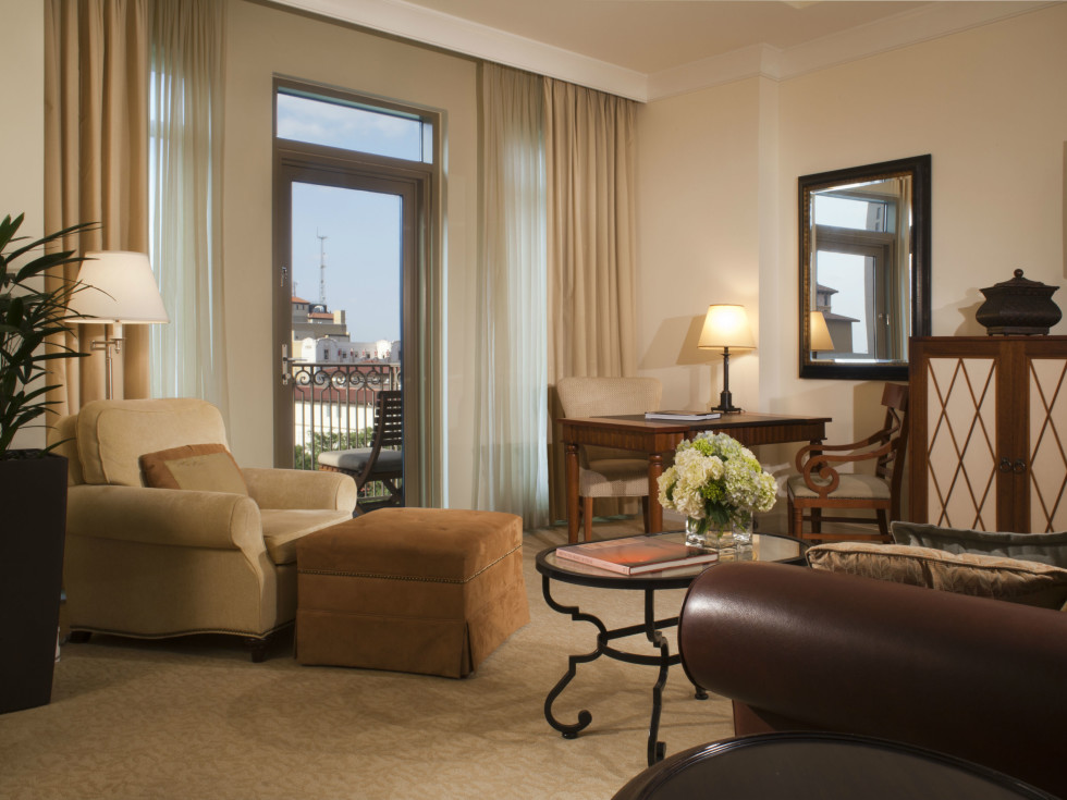 Mokara Hotel & Spa suite
