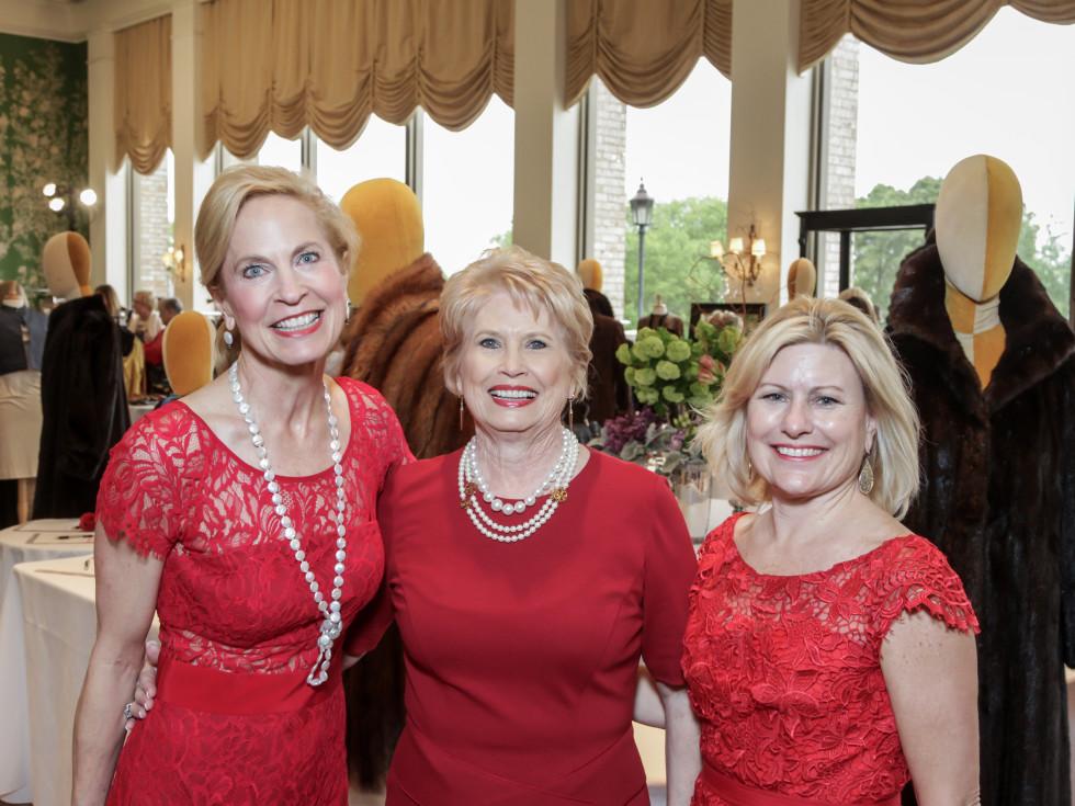 Salvation Army Reflections on Style, 4/16 Pam Sengleman, Ginger Blanton, Maureen Higdon