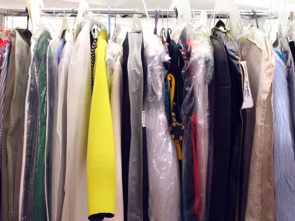University of Texas fashion show Elements preview class April 2016 clothes