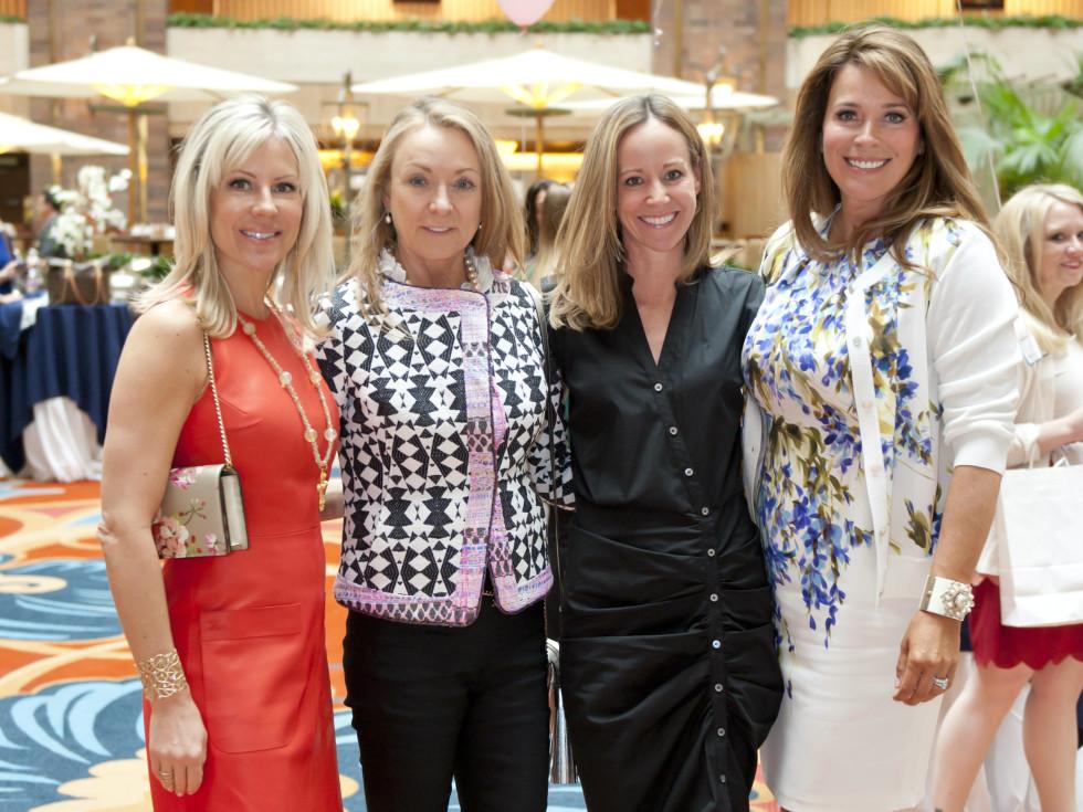 Rishon Hilde, Brenda Gray, Alissa Gearing, Sandy Moore
