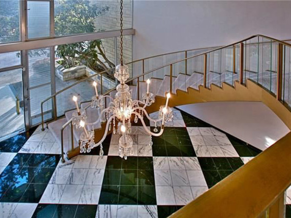 Foyer of Mayrath House