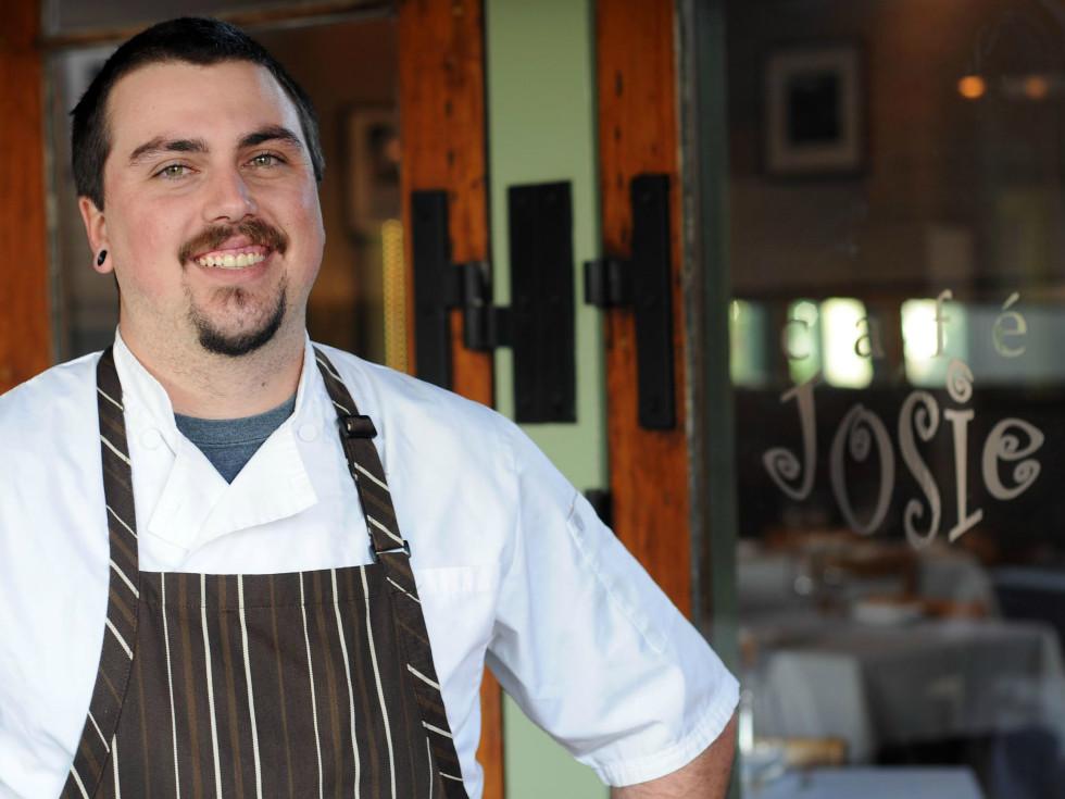 Todd Havers Austin chef Cafe Josie 2016