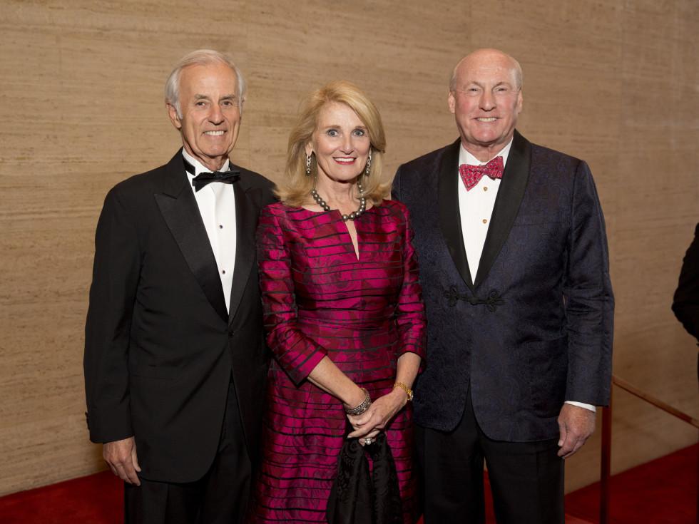 Symphony Wine Dinner, Jim Martin, Denise Monteleone, Scotty Arnoldy